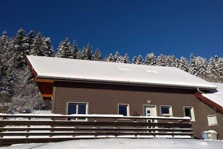 Magnifique maison en bois - Dom
