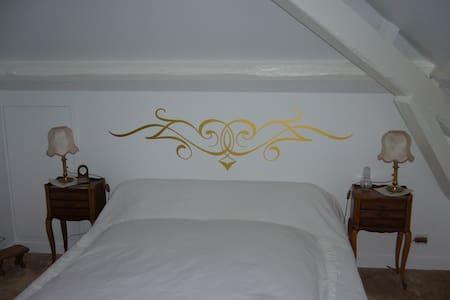 ARVI-PA / Cunégonde, sur lit de 160 - Penzion (B&B)