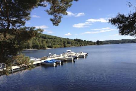 Gîte Escapade au lac de Vassivière - Royère-de-Vassivière - Rumah