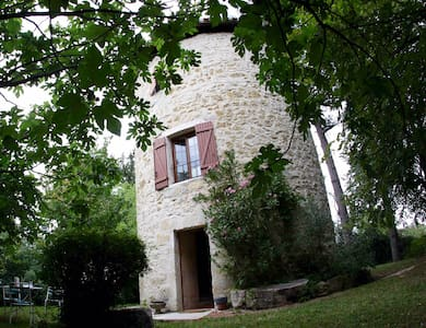 Moulin à vent Gascon XIX° - Haus