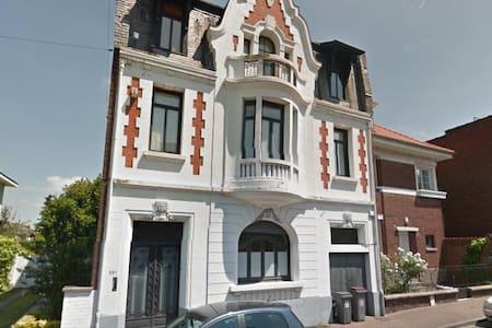 Studio indépendant et chambres - Roubaix - Dům
