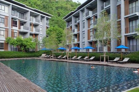 23Degree Khao Yai 2br Luxury Condo - Huoneisto
