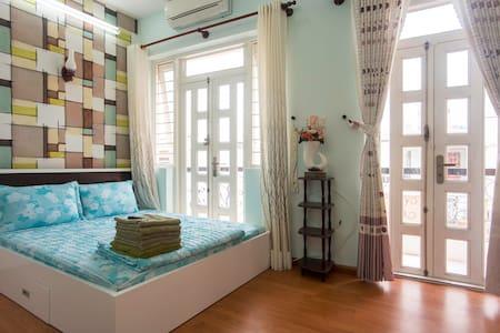 Bright'n shiny gem in Dist 3 (No.2) - Ho Chi Minh City - House