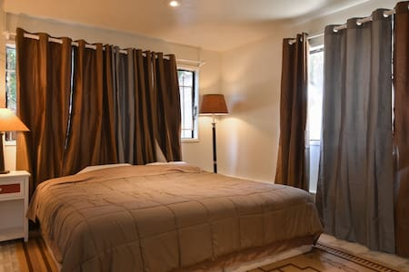 Large quiet room, close to downtown - Seattle - House