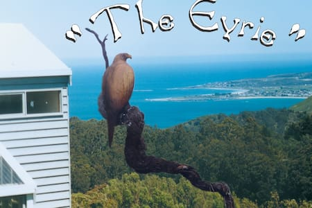 The Eyrie, the perfect perched view - Hus