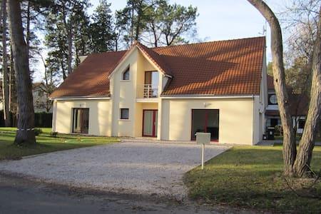 Grande Villa au touquet pour 19 personnes - Le Touquet-Paris-Plage