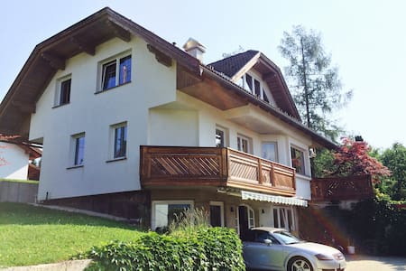 Cosy apartment, quiet area of Bled - House
