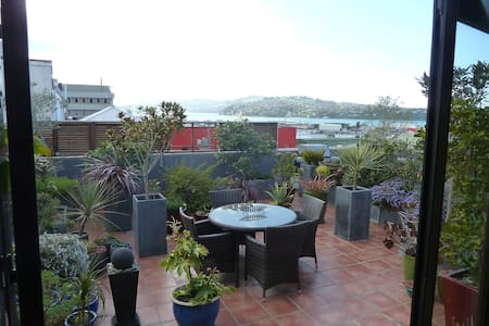 Inner City Terrace House Apartment Great Character - Dunedin - Townhouse