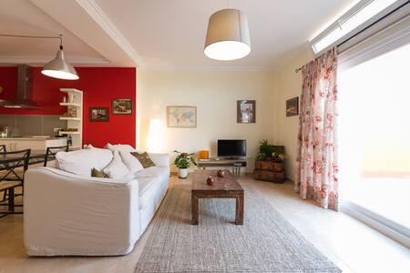 Seafront apartment in El Cotillo - El Cotillo - La Oliva - Apartmen