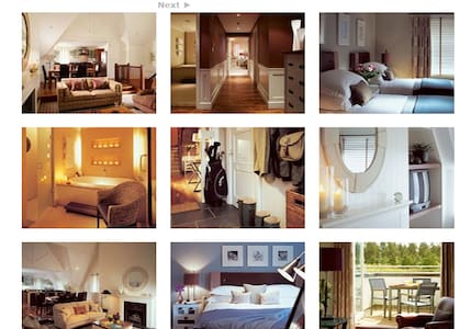 Luxury 4 Bed House Gleneagles Hotel - Perth and Kinross