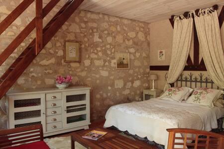 chambre Montesquiou la chouanniere - Bed & Breakfast