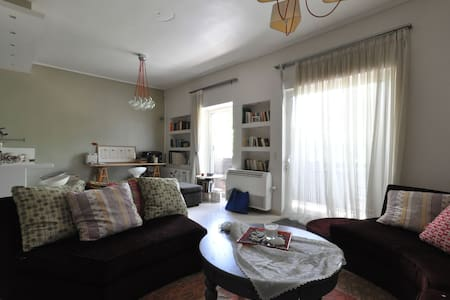 Charming apt in Mets, near Acropolis - Apartment