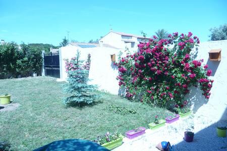 chambre bien située pour espagne et centre ville - Béziers