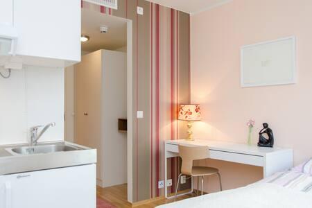 Fashionable easy to reach studio - Oslo - Apartment