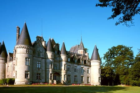 Appartement privé dans un château - Byt