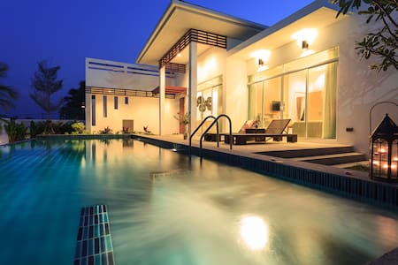 Pool Villa near Beach -  P10