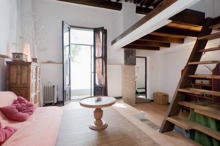 Apartamento bajo la Alhambra
