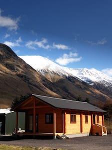Beautiful views- Scottish Highlands - Cabin