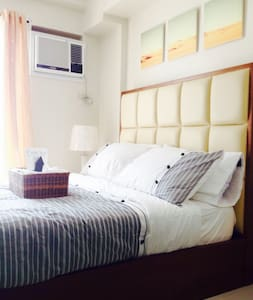 Amazing studio heart of Davao City - Davao City - Condominio