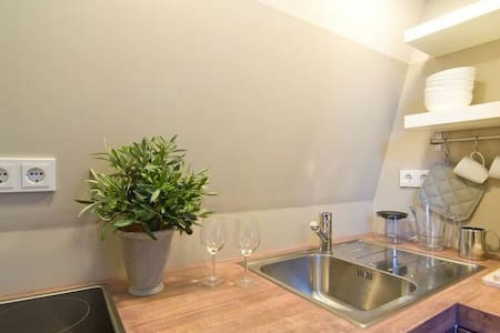 Suitable for travelers - Weyersheim - Apartment