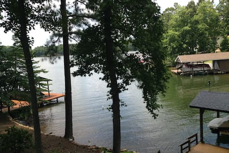 LAKE GASTON WATER FRONT 5 BED HOME - Henrico - Haus