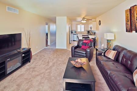 Fully furnished 2bd/2ba - Wickenburg - Condominium
