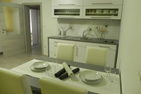 APARTMENT WITH ONE BEDROOM - Apartemen