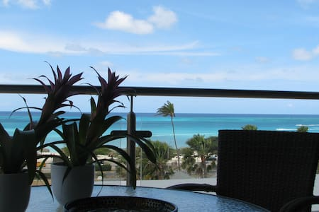AMAZING OCEAN VIEW TOP FLOOR CONDO - Leilighet
