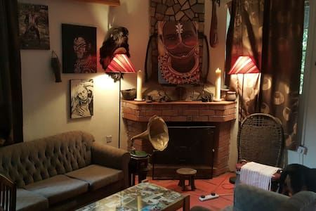 Cosy afrocentric townhouse - Sorház
