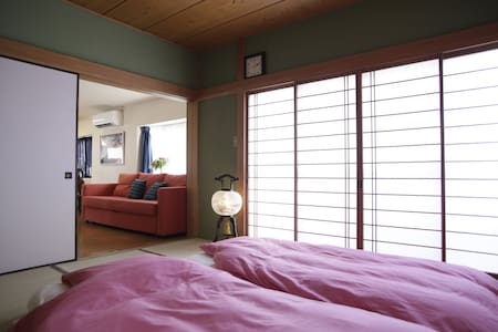 NEW! Genuine Japanese hospitality in Nakameguro - Apartament