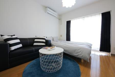 B.B house~Great access everys where & Free WIFI - 新宿区 - Apartament