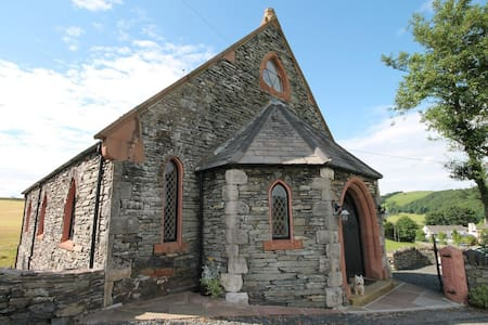 THE CHAPEL, Spark Bridge, South Lake District - Casa