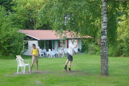 Vakantiebungalow op rustig park - Exloo - Bungalow