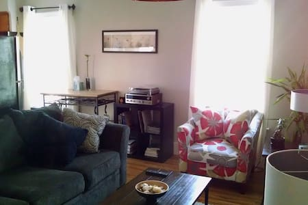 Cozy apartment in charming Kerrytown - Ann Arbor