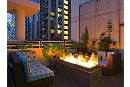 Navy Pier Sky Lounge - Chicago - Apartment