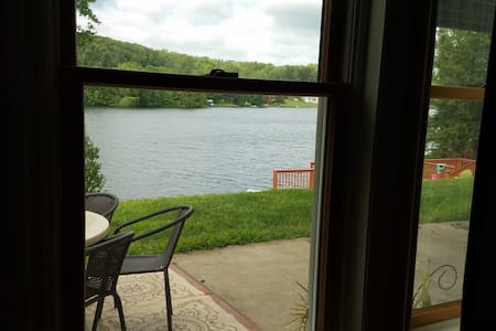 Suites by the lake - New Milford
