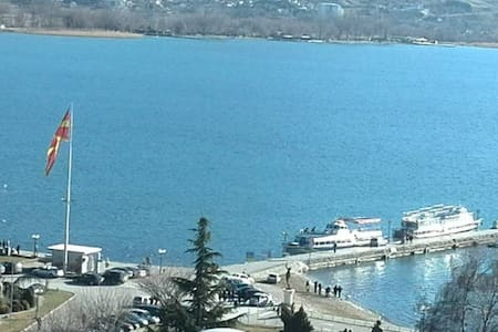 lake view double 2-Villa Mesokastro - Ohrid - Villa