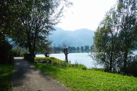 Appartamento a due passi dal lago - Lejlighed