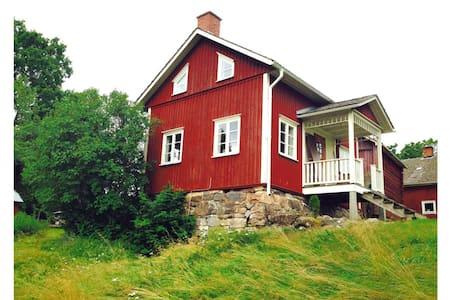 Mysigt hus - Tasebo - House