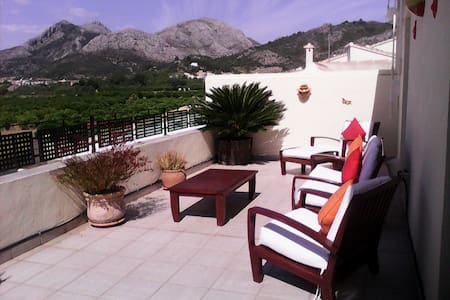 SUPERB Costa Blanca 5 Bed Pool Home - Huis
