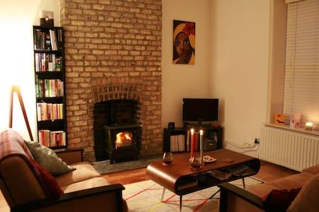 Stylish Sandymount redbrick