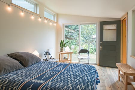 Eco City Cabin by Mississippi/N Williams Ave - Portland - Chalet