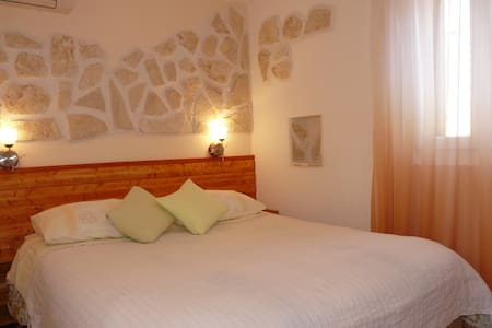 **Private Double Room + Terrace