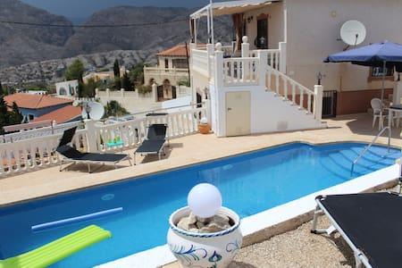 Haus an der Costa Blanca mit privaten Pool - Haus