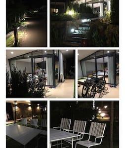 Bungalow getaway at Flamengo Resort - Kisház