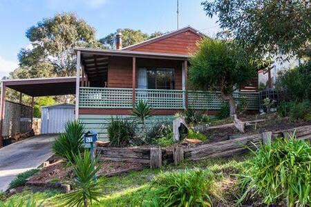 Lovely, bushy 3 b/r Anglesea home - House