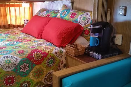 """That 70s Tow"" Secret Getaway - Fort Worth - Guesthouse"