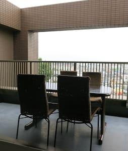 Beautiful view of Osaka - Apartment