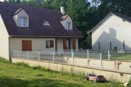 Pavillon avec jardin - Chaumes-en-Brie
