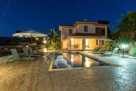 kinousa villas 1+2 - Villa